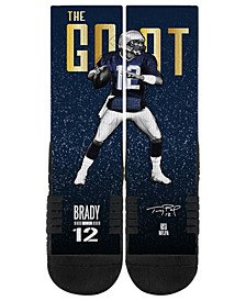 Tom Brady Action Crew Socks