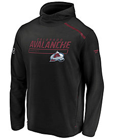 Majestic Men's Colorado Avalanche Rinkside Transitional Hoodie