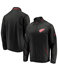 Majestic Men's Detroit Red Wings Rinkside Authentic Pro Jacket