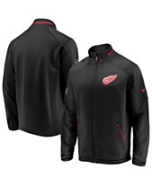 b283820abd3 Majestic Men s Detroit Red Wings Rinkside Authentic Pro Jacket