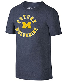 Retro Brand Michigan Wolverines Future Fan Dual Blend T-Shirt, Toddler Boys (2T-4T)