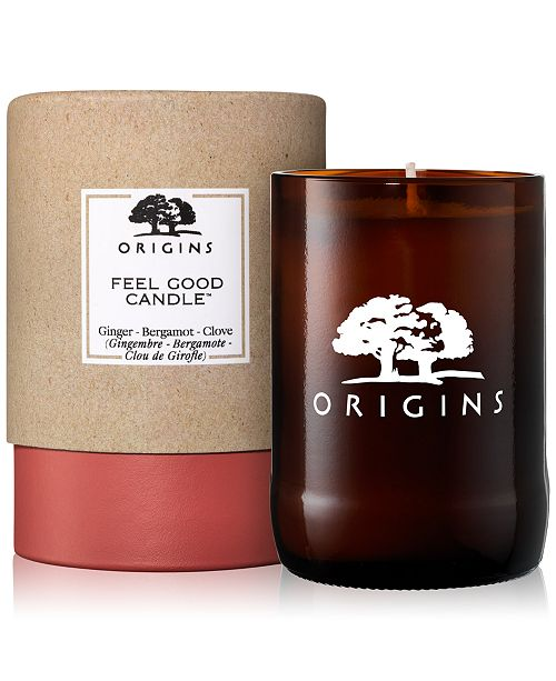 Origins Feel Good Candle - Ginger, Bergamot & Clove