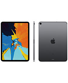 Apple 11-inch iPad Pro Wi-Fi + Cellular 64GB