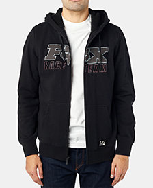 Fox Mens Race Team Sherpa Fleece Hoodie