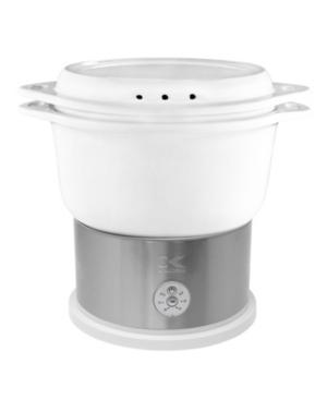 Kalorik Ceramic Steamer with Steaming Rack