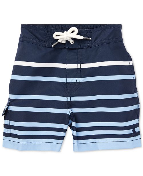aad8c4e76e Polo Ralph Lauren Baby Boys Kailua Swim Trunks & Reviews - Swimwear ...