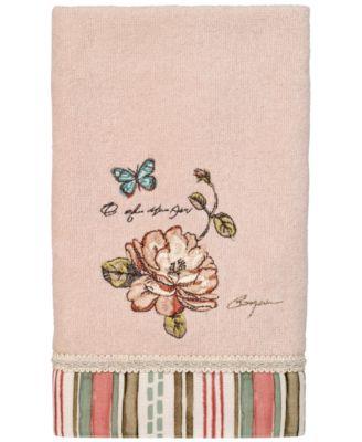Butterfly Garden II Hand Towel