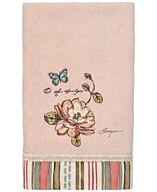 Avanti Butterfly Garden II Hand Towel