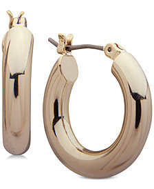 Lauren Ralph Lauren Small Hoop Earrings