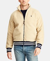 013a343ccc18 Polo Ralph Lauren Men s Fleece Track Jacket