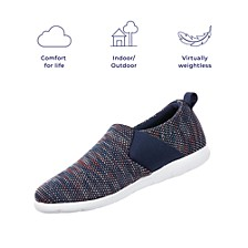 Zenz from Isotoner Women's Sport Knit Lauren Slip-on