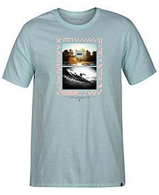 Hurley Mens Solidad Graphic T-Shirt