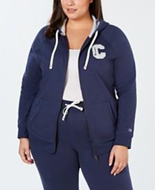 Champion Plus Size Heritage Zip Hoodie