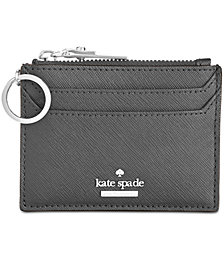 kate spade new york Lalena Saffiano Leather Card Holder