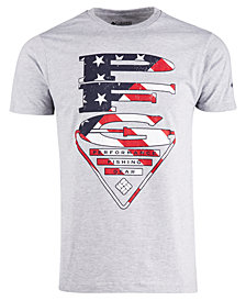 Columbia Men's PFG Flag Graphic T-Shirt