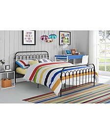Novogratz Bright Pop Full Metal Bed
