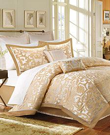 Madison Park Signature Arianne California King 8-Piece Comforter Set