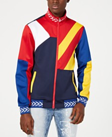Reason Men's Courtside Track Jacket