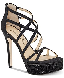 Jessica Simpson Araya Dress Sandals