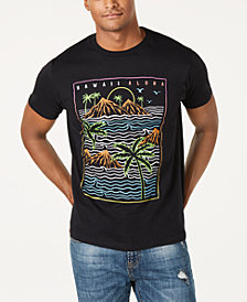 Stay Wavy Hawaii Men's Graphic T-Shirt
