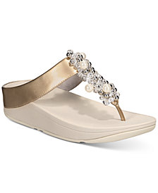 FitFlop Deco Flip-Flop Sandals
