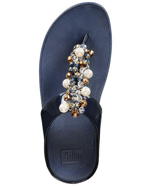 d105557d4 FitFlop Deco Flip-Flop Sandals   Reviews - Sandals   Flip Flops ...