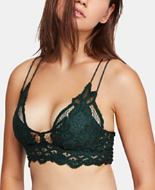 Free People Adella Lace Bralette