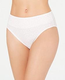 Women's Passion For Comfort Hi Cut Lace-Waist Underwear DFPC62