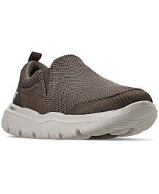 Skechers Men's GOwalk Evolution Ultra - Impeccable Slip-On Walking Sneakers from Finish Line