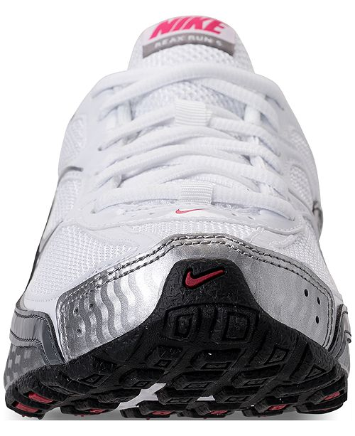 2c5c3a44771d Nike Women s Reax Run 5 Running Sneakers from Finish Line   Reviews ...