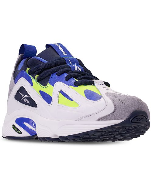 6a4ae54bd205 Reebok Men s DMX 1200 Low Casual Sneakers from Finish Line ...