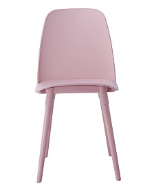 Cosmo Pink Chair, Set Of 2