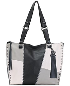 Silverlake Leather Shopper