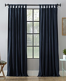 Washed Cotton Twist Tab Curtain Collection