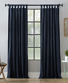 Archaeo Washed Cotton Twist Tab Curtain Collection