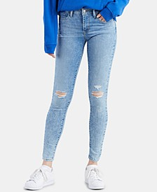 Women's 710 Super Skinny Colored Jeans