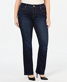 Seven7 Jeans Plus Size Bootcut Jeans