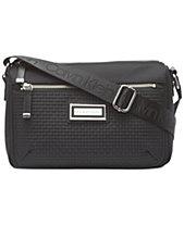 Calvin Klein Messenger Bags and Crossbody Bags - Macy s 7e191e0cfe