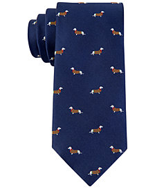 Tommy Hilfiger Men's Assorted Slim Holiday Silk Ties