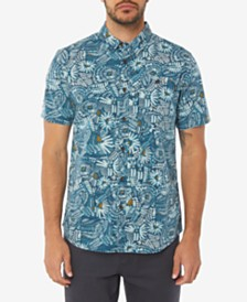 O'Neill Men's Ditzy Printed Shirt