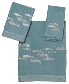 Avanti Nantucket Cotton Fingertip Towel