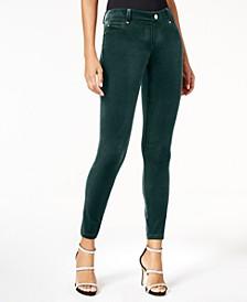 INC Velvet Skinny Pants, Created for Macy's