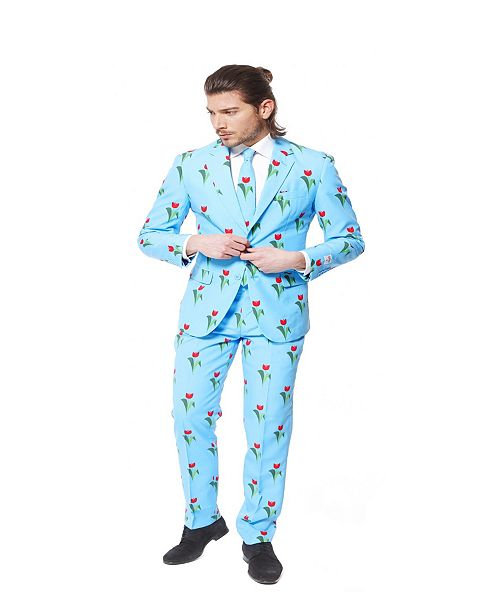 OppoSuits Men's Tulips from Amsterdam Flower Suit