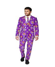 OppoSuits Men's El Muerto Halloween Suit