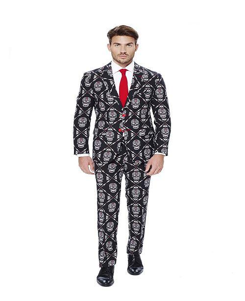 OppoSuits Men's Haunting Hombre Halloween Suit