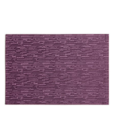 """Bardwil Continental Collection 13"""" x 18"""" Mulberry Placemat"""