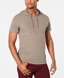 I.N.C. Men's Short-Sleeve Hoodie, Created for Macy's