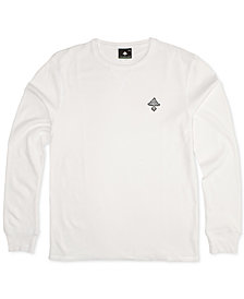 LRG Men's Always On The Grow Thermal Sweatshirt