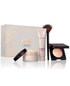 Laura Mercier Prime, Set, & Glow Flawless Face Collection