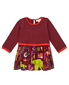 Masala Baby Baby Girl's Forest Hills Dress